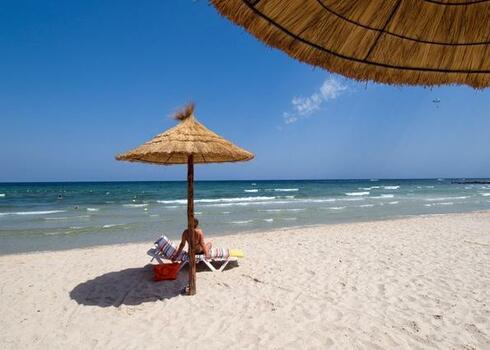 Tun�zia, Monastir: Royal Thalassa 5*, all inclusive