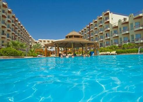 Egyiptom, Hurghada: Mirage New Hawaii 4*, all inclusive