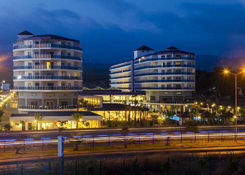 T�r�korsz�g, Alanya: Eftalia Marine Resort & Aquapark 5*, f�lpanzi�