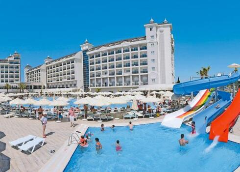 T�r�korsz�g, Side: Lake & Riverside Hotel & Spa 5*, ultra all inclusive