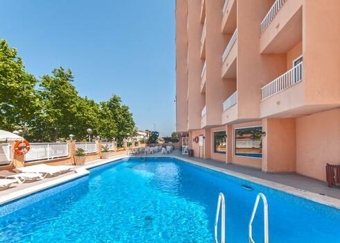 Mallorca, Palma-�b�l: Geminis 3*, all inclusive