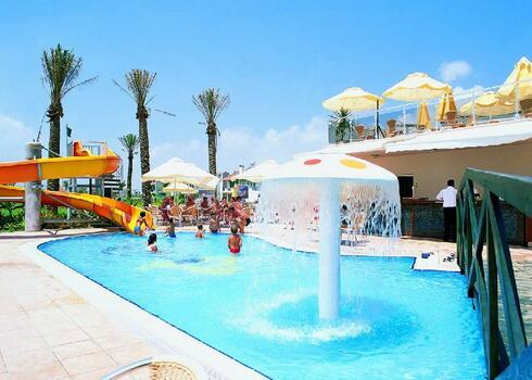 TOP AJ�NLAT! T�r�korsz�g, Belek: Vera Seagate  Resort 5*, non-stop all inclusive