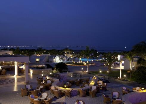 Egyiptom, Hurghada: Coral Beach 4*, all inclusive