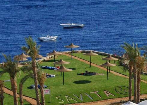 Egyiptom, Sharm el Sheikh: Siva Sharm 4*+, all inclusive
