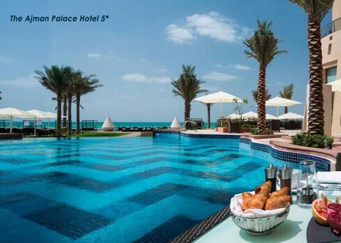 Luxusnyaral�s az Emir�tusokban: 3 �j Dubai + 4 �j Ajman, tengerparti 5* hotelben!