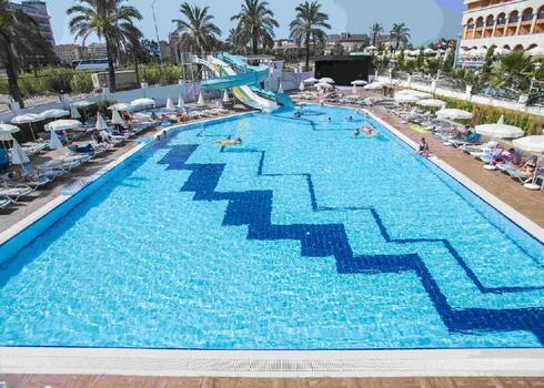 Vadonat�j! T�r�korsz�g, Side: Palm World Side 5*, all inclusive