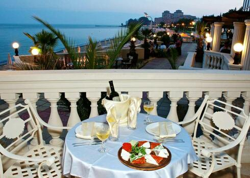 TOP CSAL�DI AKCI�! Bulg�ria, Elinite: Hotel Royal Bay 4*, all inclusive