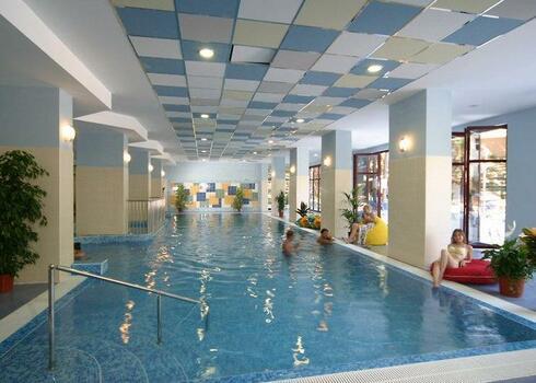 Bulg�ria, V�rna: Park Hotel Odessos 4*, all inclusive