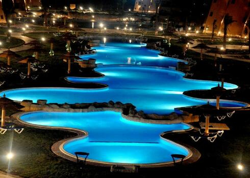 TOP AKCI�! Egyiptom, Hurghada: Jasmine Palace 5*, all inclusive