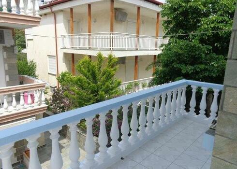G�r�gorsz�g, Chalkidiki - Sarti, Eanos Apartman 4 f�s (k�zvetlen�l a tengerparton)