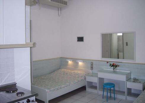 Nyugat-Kr�ta, Agia Marina: Stefanie Apartmanh�z, 2 f�s st�di�