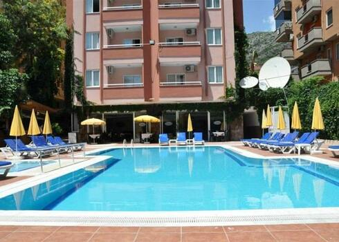 T�r�korsz�g, Alanya: Fun Point Suite 2*, all inclusive