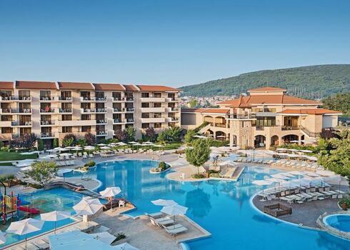 Bulg�ria, V�rna: Hvd Clubhotel Miramar 5*, all inclusive