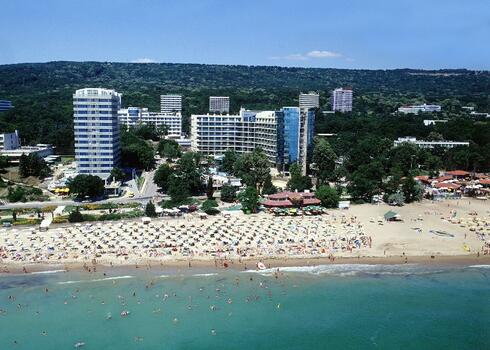 Bulgária, Várna: Hotel Marina Grand Beach 5*, all inclusive