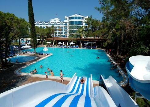 T�r�korsz�g, Side: Sunclub Maya World Hotel Side 5*, all inclusive (magyar anim�ci�val)