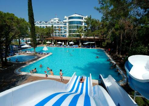 T�r�korsz�g, Side: Sunclub Maya World Hotel Side 5*, all inclusive (magyar anim�ci�val)