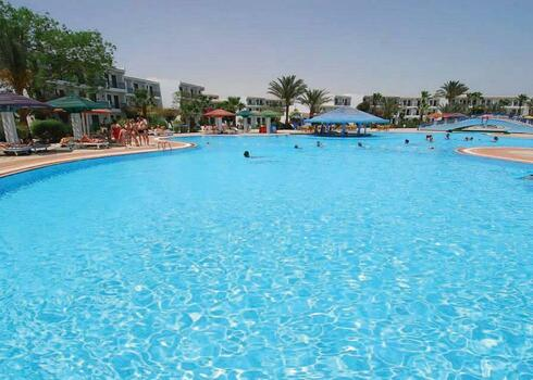 Egyiptom, Safaga: Lamar Resort Abusoma 4*, all inclusive