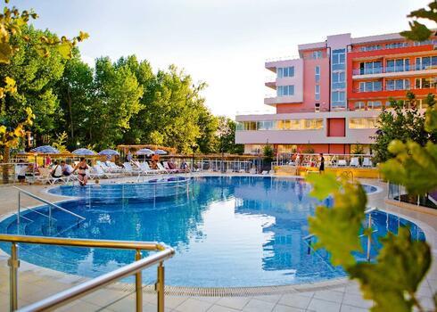 Bulg�ria, Napospart: Aparthotel Rio Grande, all inclusive