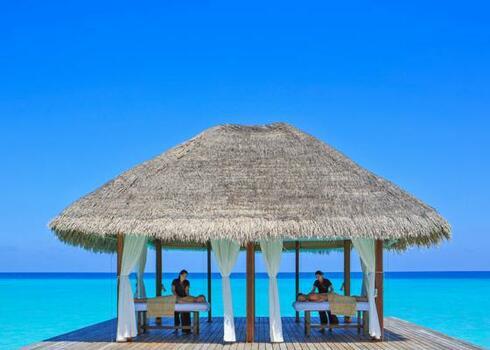 Szenz�ci�s akci�! Mald�v-szigetek, Kuramathi Island Resort 4*+, teljes ell�t�s