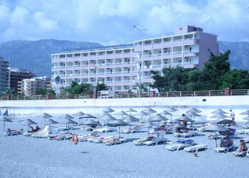T�r�korsz�g, Alanya: Ideal Beach Hotel 4*, all inclusive