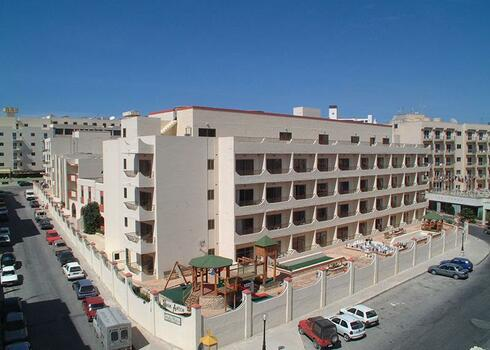 M�lta, St. Paul`s Bay: Blue Sea San Anton Hotel 3*