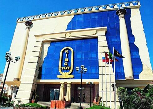 Egyiptom, Hurghada: Hotel King Tut 4*, all inclusive