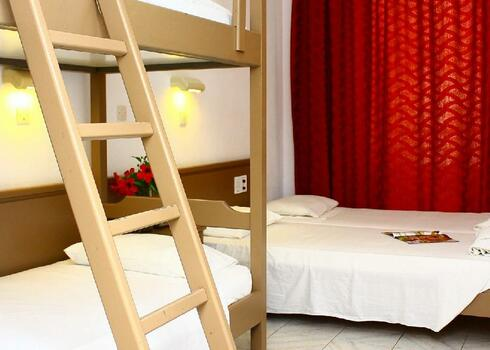 Rodosz: Aparthotel Princess Flora 3*, all inclusive
