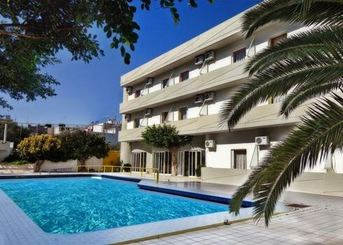 Kréta, Hersonissos: Porto Plazza Hotel 3*, all inclusive
