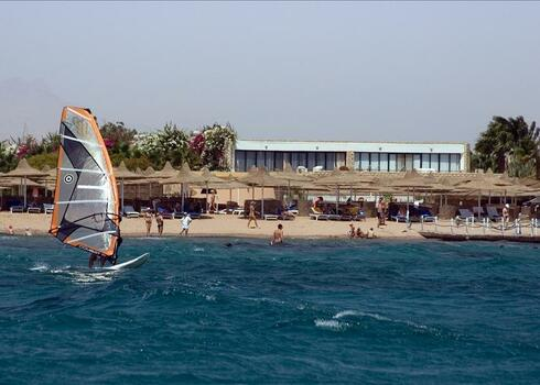 Egyiptom, Hurghada: Grand Plaza Resort 4*, all inclusive (mini aquapark)