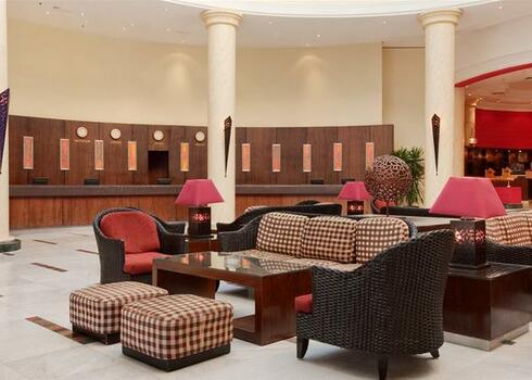 Egyiptom, Hurghada: Hilton Long Beach Hotel 4*, all inclusive