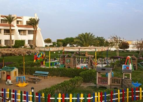 Egyiptom, Hurghada: Hilton Long Beach Resort 4*+, all inclusive