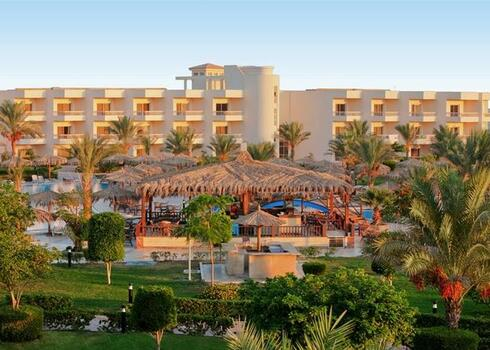 Egyiptom, Hurghada: Hilton Long Beach 4*, all inclusive