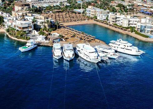 Kairó - Hurghada: Sea Gull Beach Resort & Club 4*, all inclusive