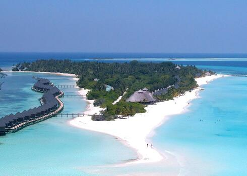 MALDÍV-SZIGETEK, LHAVIYANI-ATOLL: KUREDU ISLAND RESORT & SPA 4*, ALL INCLUSIVE