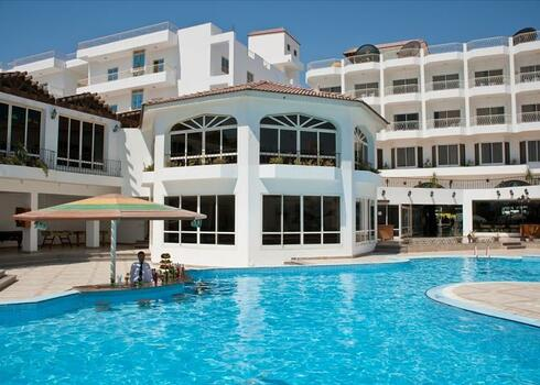 Egyiptom, Hurghada: Minamark Beach Resort 3*, all inclusive