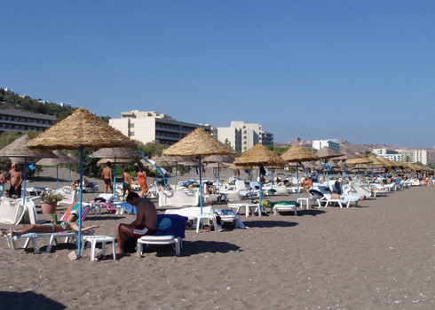 Rodosz, Faliraki: Evita Village 4*, all inclusive