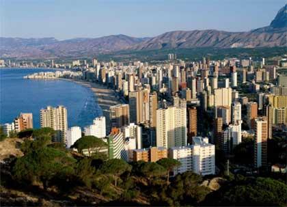 Costa Blanca, Benidorm: Cabana Hotel 3*