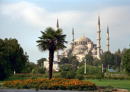 V�rosl�togat�s Isztambulban - Hotel 3* Rep�l�vel