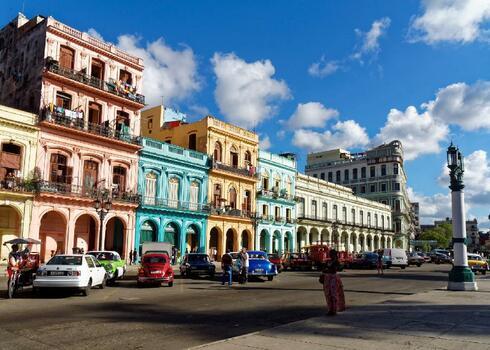 Kuba k�rutaz�s pihen�ssel a tengerparton  4*-os sz�llod�ban