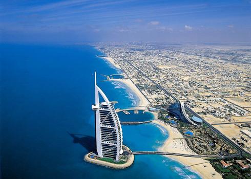 Luxusnyaral�s az Egyes�lt Arab Emir�tusokban! 3 �j Dubai + 4 �j Fujairah, tengerparti 5* hotelben!