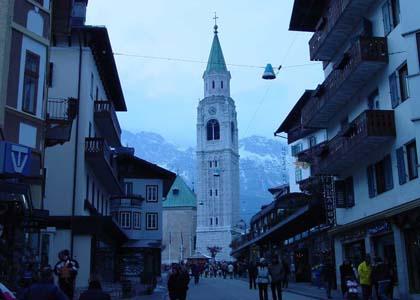 A Dolomitok var�zsa