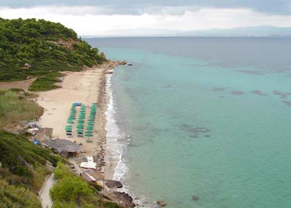 Chalkidiki, Toroni: Porto Carras Sithonia Beach 5*, all inclusive