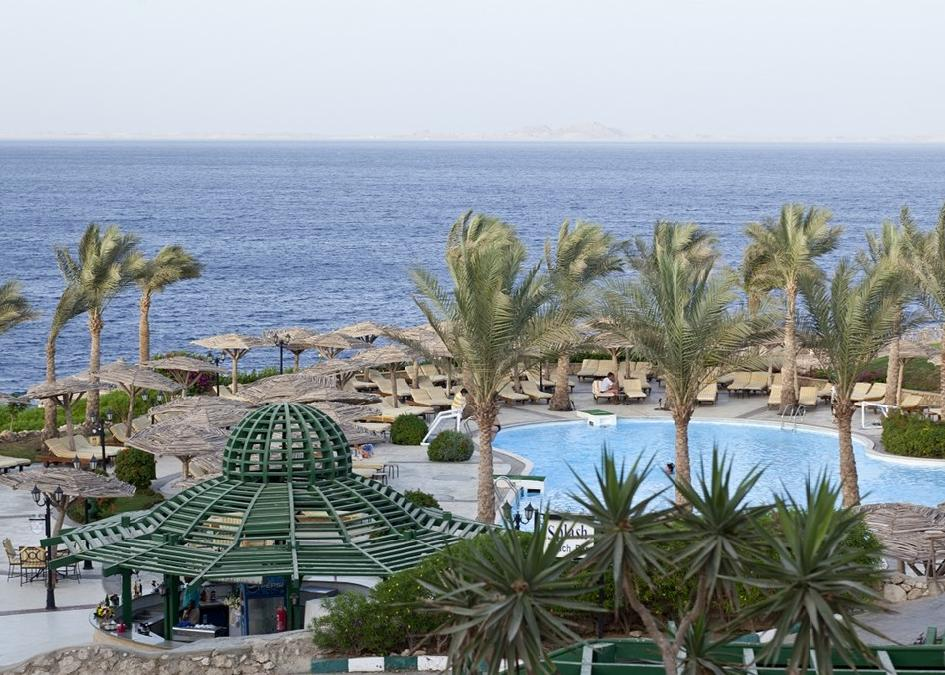 Coral Beach Resort Tiran 4*