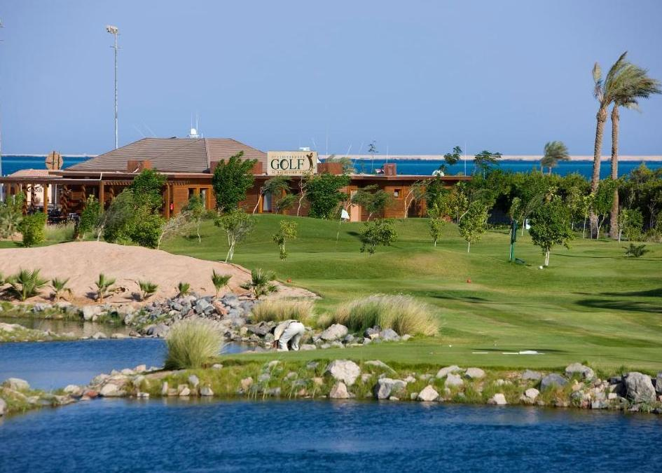 Egyiptom, Hurghada: Hotel Steigenberger Al Dau Club 4*, all inclusive