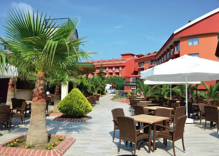 Club Side Coast Hotel 5*