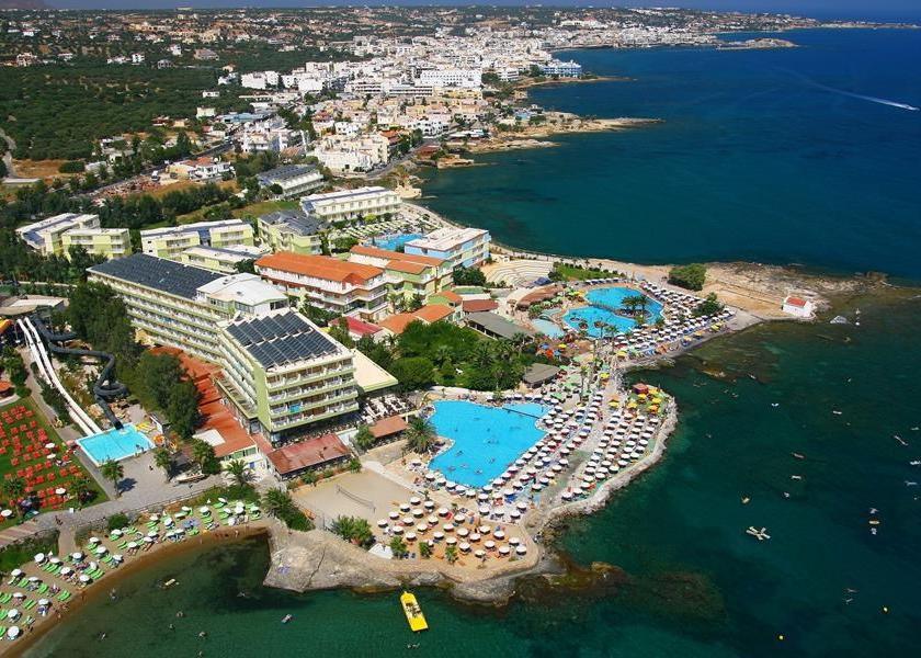 Kréta, Hersonissos: Hotel Eri Beach & Village 4*, all inclusive