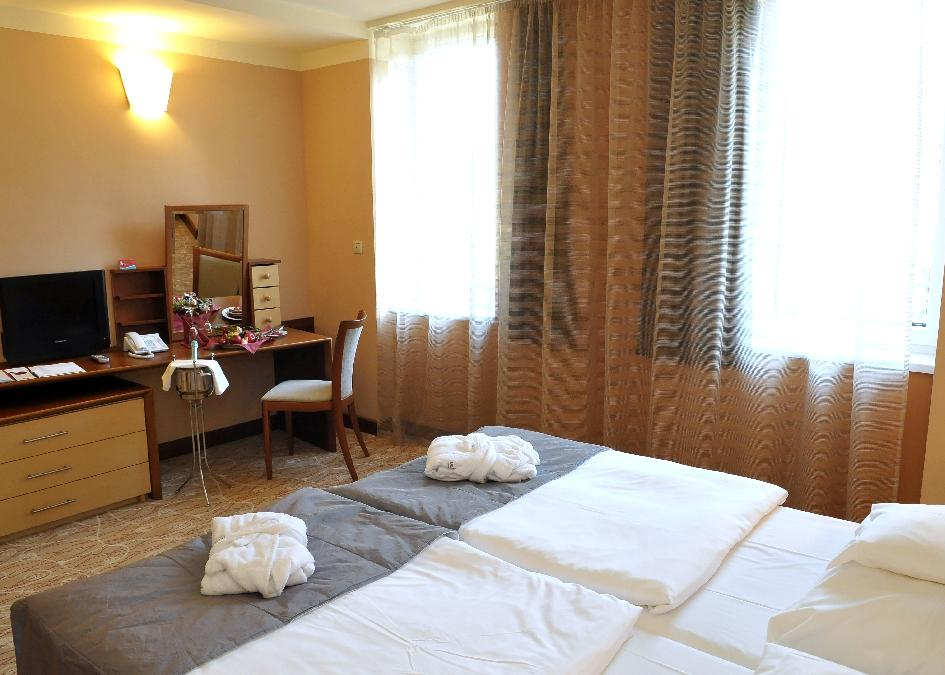 Dráva Hotel Thermal Resort 4* Harkány