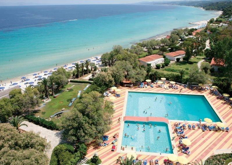 Hotel & Bungalows Pallini Beach 4*