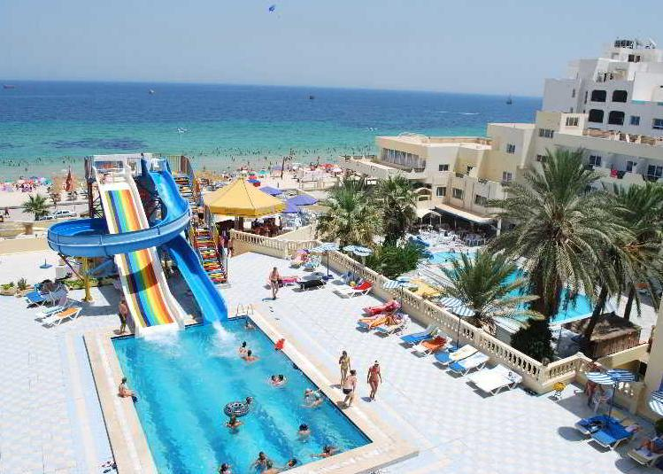 Tunezia Sousse Karawan Hotel  All Inclusive