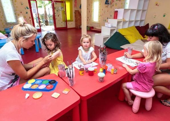 Crystal Flora Beach Resort 5*